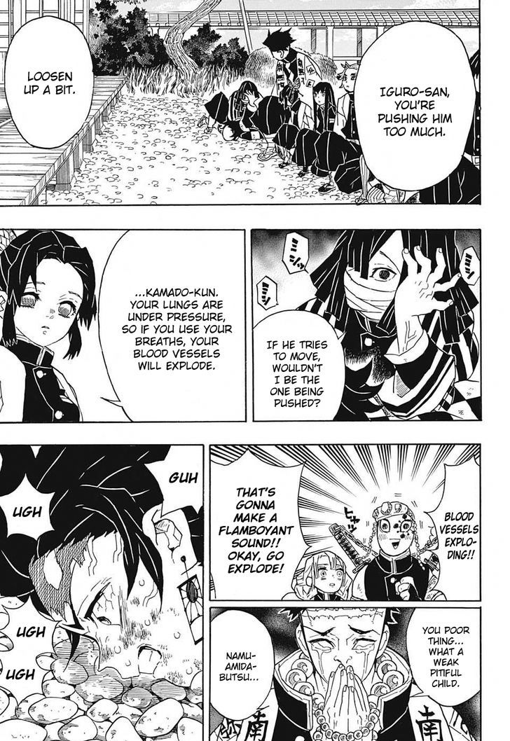 Demon Slayer Kimetsu No Yaiba Chapter 47 Demon Slayer Manga Online